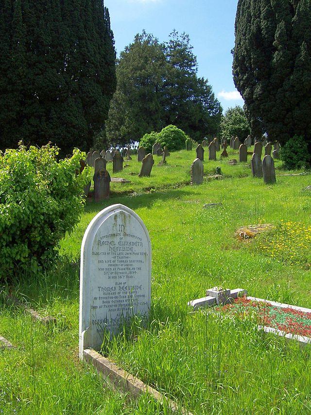 Heaviside Grave 2